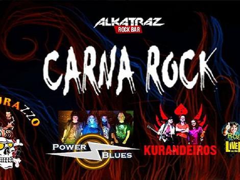 Carna-Rock 2018 no Alkatraz Rock Bar