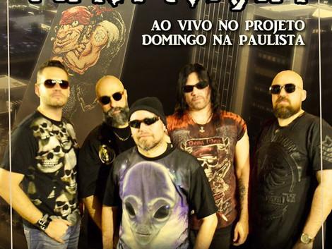 Banda Masmorra de volta à Avenida Paulista