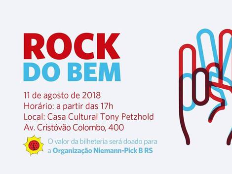 Rock do Bem apresenta o ROCK RARO
