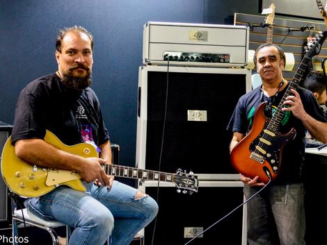 Stay Rock Brazil presente na Music Show Experience