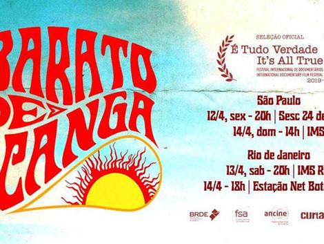 Sesc 24 de Maio exibe o documentário 'O Barato de Iacanga'