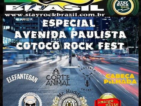 Distrito Brasil Especial Avenida Paulista/Cotoco Rock Fest