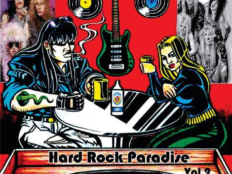 Coletânea Hard Rock Paradise Vol. 2