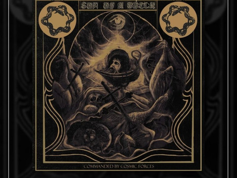 O peso doom no novo disco do Son of a Witch