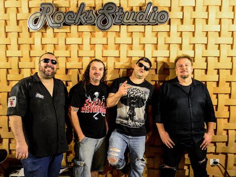 AI-5 no Live On The Rocks: banda desnuda a história do punk paulistano 40 anos depois