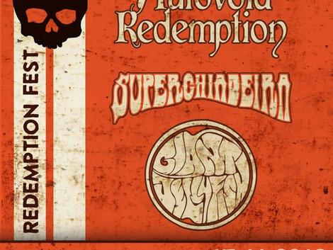 Redemption Fest no ABC