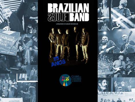 Brazilian Blues Band - Lançamento do Álbum Indigne-se e 25 anos