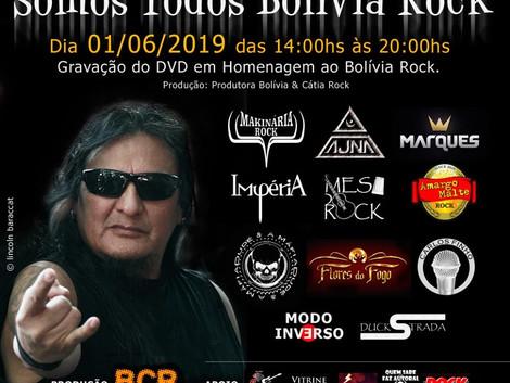 CEU São Rafael recebe festival em homenagem a Bolivia Rock