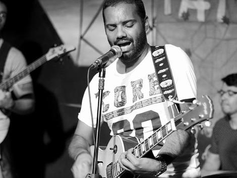 Helio Lima divulga capa e tracklist do seu álbum solo 'Empty'
