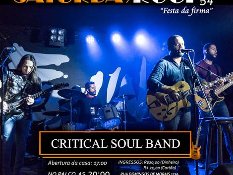 54ª edição do Saturday Rock no Feeling Music Bar