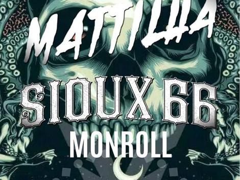 Mattilha e Sioux 66 em Ribeirão Preto