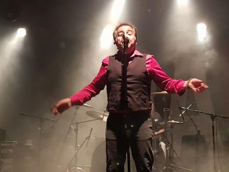 Ira! toca na integra o álbum Psicoacústica no Sesc Belenzinho
