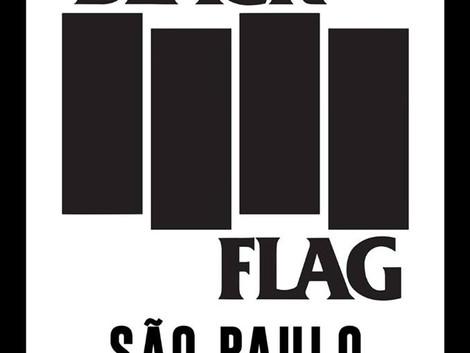 Jão, do Ratos do Porão, e Fábio Massari comentam sobre importância do Black Flag, em SP dia 7/7