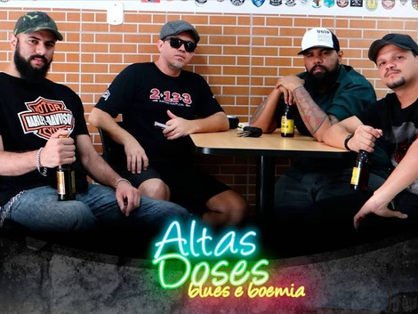 Banda maranhense Altas Doses cria financiamento coletivo para gravação de CD