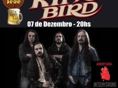 Santa Sede recebe show da banda King Bird