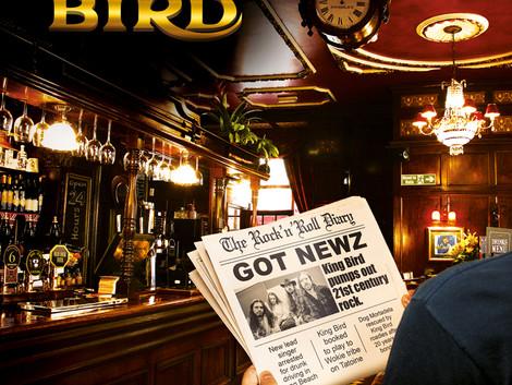 King Bird: 'Got Newz' oficialmente lançado