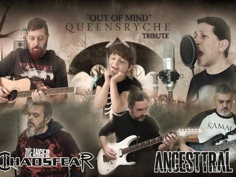 Ancesttral e Chaosfear se unem em emocionante homenagem ao Queensrÿche