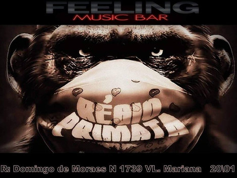 Régio Primata no Feeling Music Bar