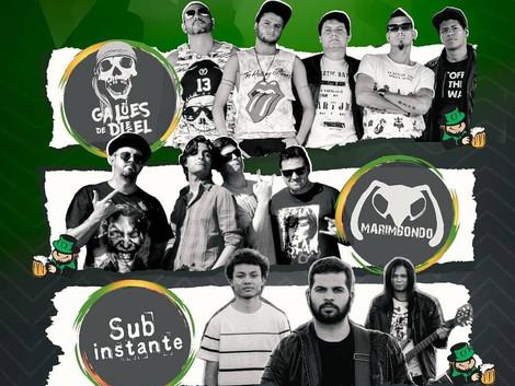 O´Rilley recebe nova geração do Rock de Brasília