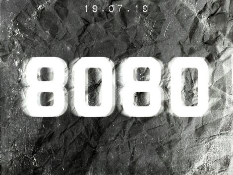 8080 ao vivo no Clandestino