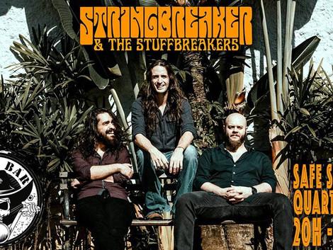 StringBreaker's Safe Sessions no Steel Bar