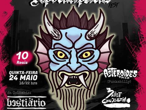 Bestas Apocalípticas Fest no Good Vibrations
