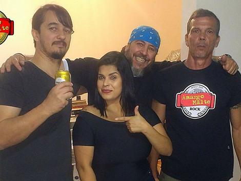 Taty Pacheco é a nova vocalista da banda Amargo Malte