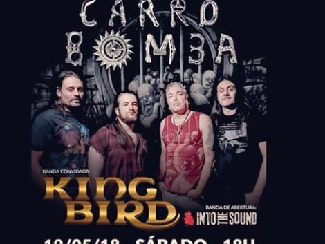Show de lançamento do DVD do Carro Bomba no Jai Club