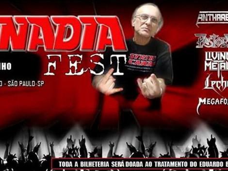 Festival beneficente reunirá bandas em prol de tratamento de câncer