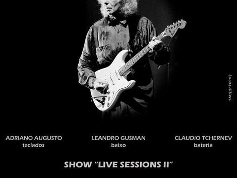Tony Babalu apresenta 'Live Sessions II' em duas datas no Centro Cultural Olido