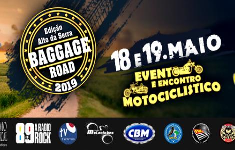 Estância Alto da Serra recebe evento motociclístico