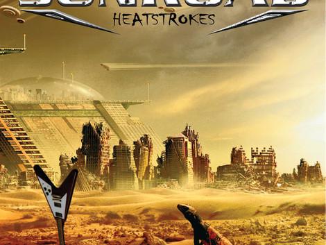 """""""Heatstrokes"""", novo disco do Sunroad, é uma caminhada consciente pelas raízes do hard e me"""