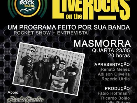 Live on The Rocks com a banda MASMORRA !!