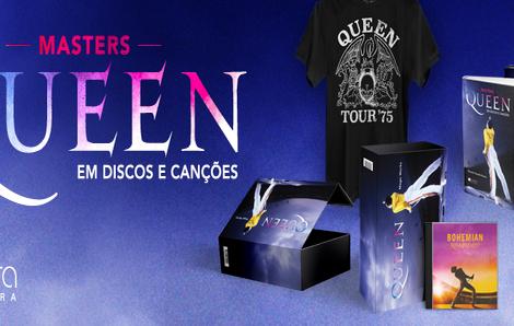 Financiamento coletivo visa lançamento de livro sobre a discografia do Queen