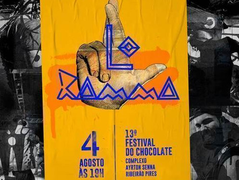 Lo Ramma tocará no Festival do Chocolate em Ribeirão Pires