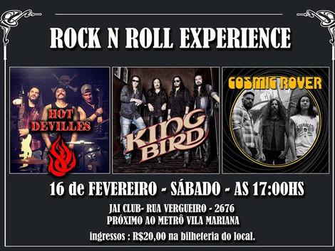 Rock 'N Roll Experience no Jai Club