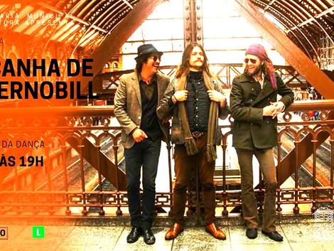 Show gratuito com a banda Picanha de Chernobill no Centro Cultural Olido