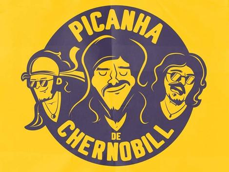 Picanha de Chernobill ao vivo no Clandestino