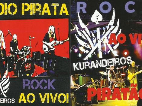 Os Kurandeiros lançam dois CDs ao vivo