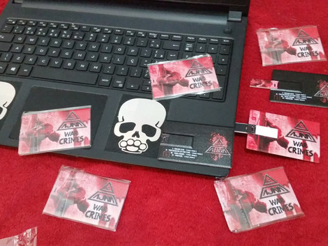 Ajna lança EP no formato CD Pen-Card