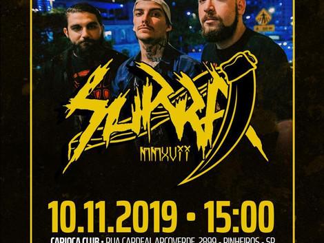 Surra é confirmado no Kool Metal Fest com Brujeria