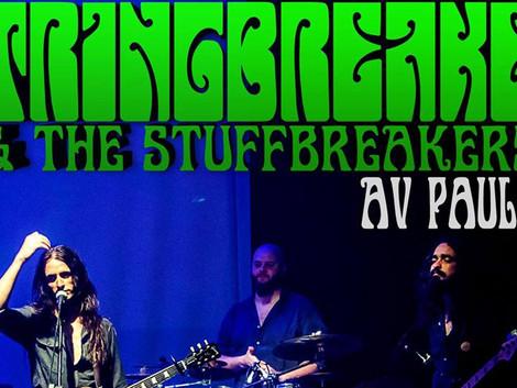 StringBreaker toca nesse final de semana na Avenida Paulista