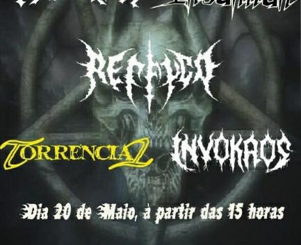 Metal BR Underground Fest no CIAM