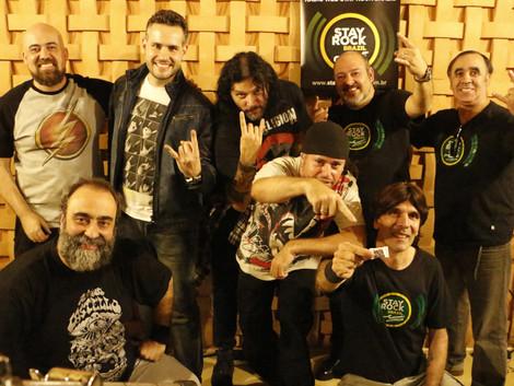 A elegância sinistra do Hard Rock da banda Masmorra
