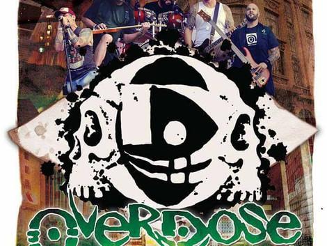 Sesc Belenzinho recebe show da banda Overdose