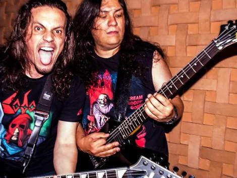 Deathgeist mostra pancadaria thrash metal repleta de técnica no Rocks Studio