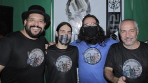 """Os Belos Cães Cantores disponibilizam single """"Inferno Melhor"""" nas plataformas digitais"""