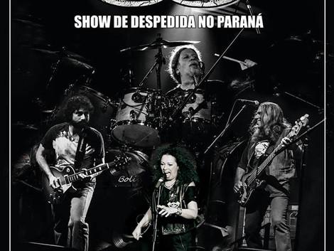 Patrulha do Espaço inicia turnê de despedida e faz show nesta sexta no Paraná