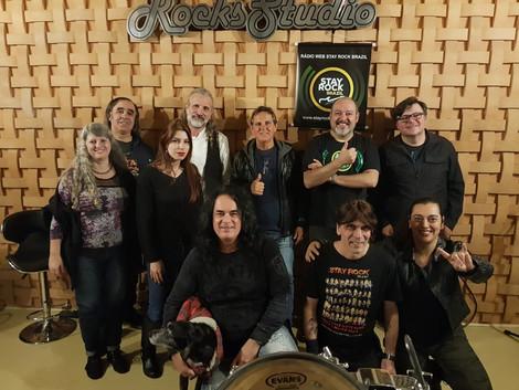 Lee Recorda: músicos falam sobre Rock Progressivo no Live On The Rocks desta quarta-feira