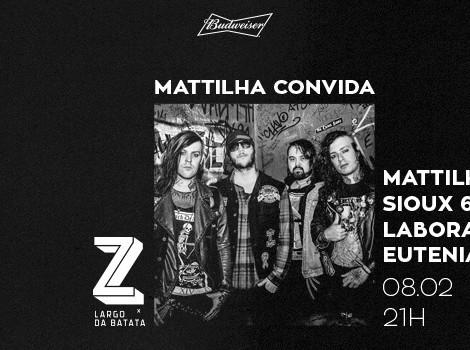 Mattilha organiza festival no Z